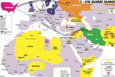 Gli Arcani Supremi (Vox clamantis in deserto - Gothian): Mappa delle conseguenze della Primavera Araba (la ...