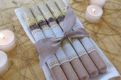 Gastgeschenke Hochzeit selber machen Reagenzglas Kaffee Mix Anleitung fertig 1