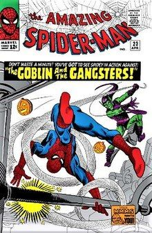 The Green Goblin hurling pumpkin bombs in The Amazing Spider-Man Volume 1 Issue 23 - Steve Ditko & Stan Lee perfection Marvel Comics, Hq Marvel, Marvel Comic Books, Comic Book Heroes, Marvel Characters, Comic Books Art, Comic Art, Spiderman Marvel, Spiderman Spider