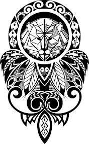 Resultado de imagem para tattoo maori na costa                                                                                                                                                                                 Mais