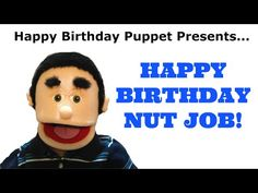Youtube bd jeff pinterest happy birthday jeff funny happy happy birthday nut job happy birthday wishes youtube voltagebd Image collections