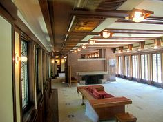 Robie House, Chicago (1910)