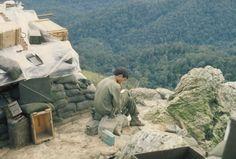 Montagnard soldier