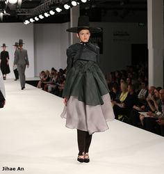 Modeconnect.com - Jihae An University for the Creative Arts at Rochester at #GFW2015 - @UCAfash_atelier #ucafashionatelier, UCARochester @UniCreativeArts UCAFash_Atelier #ucafashionatelier, UCARochester #GFW15 #Fashion #FashionGrad