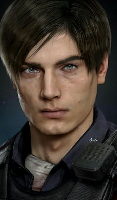 Sexy Guys, Sexy Men, Leon S Kennedy, Ada Wong, Resident Evil, Fangirl, Anime Art, Video Games, Crushes