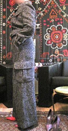 JC DE CASTELBAJAC Tailleurs pantalon  taille 38 (:-( ...) 135€