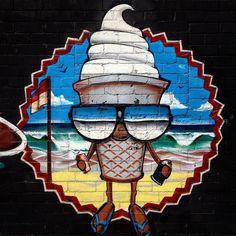 #streetart #camperdown by loumckew