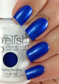 Gelish Ocean Wave Swatch