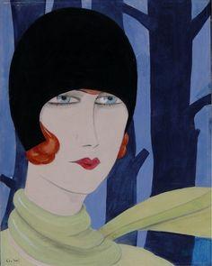 Artist Gerda Wegener (120 works)