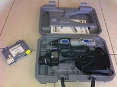 We are giving away a Dremel 8220. Read our review and get your entry in now. This is a great tool for DIY and crafting!