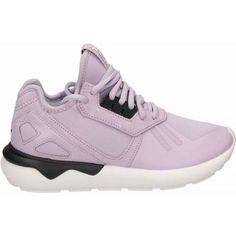 fantastische adidas tubolar runne dames sneakers (Paars)