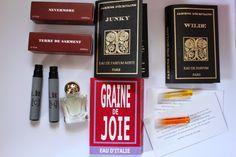Expert Box - коробочка с пробниками нишевой парфюмерии от Интернет-магазина BeUnited.ru