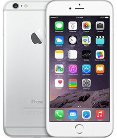excellent Apple iPhone 6 plus 5.5-inch Display SIM-free Cellphone (64GB, Silver)