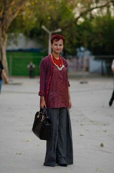 Mercy, New Delhi | 30 Incredibly Chic Street-Style Photos From India