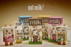 Not Milk! The Moofia & Paper Milk