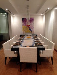 Private dining room at 'nosh'