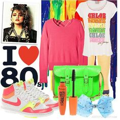 80's Outfit Ideas