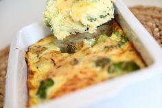 Gratiniran brokoli s čilijem