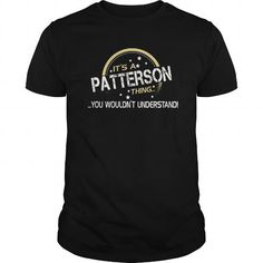Cool LIMITED EDITION - PATTERSON Tshirt Shirts & Tees