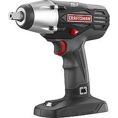 Craftsman 19.2v C3 1/2' Impact Wrench (Tool Only)...