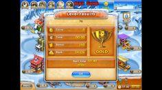Farm Frenzy 3 Ice Age (level 76) only GOLD Веселая ферма 3 Ледниковый период (уровень 76) Золото