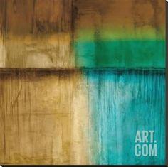 Spectrum II Stretched Canvas Print by Kurt Morrison at Art.com