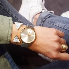 Nixon and the Kensington Women's Watches, Cool Style, Chic, Accessories, Fashion, Woman Watches, Shabby Chic, Moda, Style Fashion