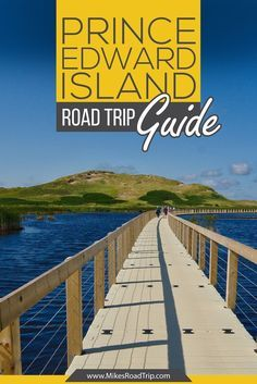 A guide to a Prince Edward Island PEI Road Trip in Maritime Canada - Prince Edward Island (PEI) is where the land and sea collide at your table in culinary delight. East Coast Travel, East Coast Road Trip, Prince Edward Island, Road Trip En Arizona, Visit Canada, Roadtrip, Canada Travel, Canada Trip, Vacation Spots