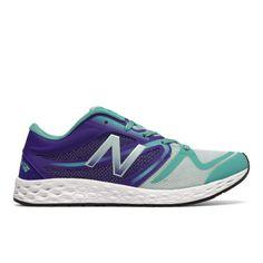 Fresh Foam 822v3 Trainer Women's Cross-Training Shoes - Blue/Purple (WX822AS3)