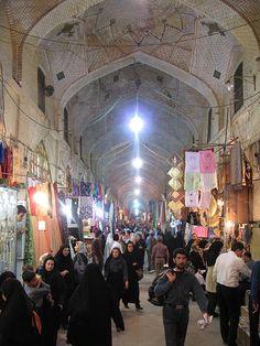 Bazaar Shiraz Iran