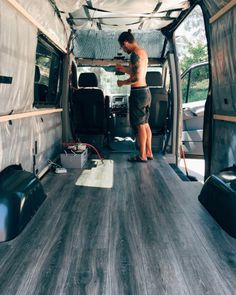 For anyone wondering how much it costs to convert a van by yourself, here you go. We really wanted to show people how much it cost us to go the route we did. There are many cheaper options on how you can do your van, but we weren't looking for the cheapest way to do it, we just wanted to make it exactly how we wanted regardless of cost. The only thing with choosing to live van life and to build a van like ours, you have to go all in. You have to commit and be ready to get rid of a lot ...