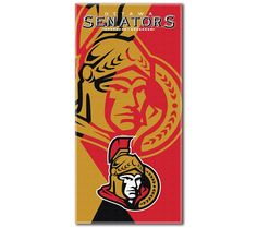 Use this Exclusive coupon code: PINFIVE to receive an additional 5% off the Ottawa Senators NHL Puzzle Beach Towel at SportsFansPlus.com