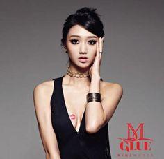 Nine Muses release 'Glue' jacket images for members Hyemi, Eunji, Euaerin, Hyuna, and Minha!   http://www.allkpop.com/article/2013/12/nine-muses-release-glue-jacket-images-for-members-hyemi-eunji-euaerin-hyuna-and-minha