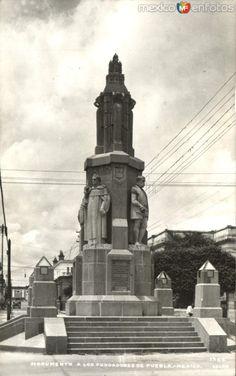 Fotos de Puebla, Puebla, México: Monumento a Los Fundadores de Puebla