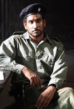 Naveen Andrews as Iraqi soldier Sayid Jarrah in LOST