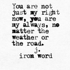 - J Iron Word