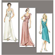 Abendkleid, Vogue V8150 (32 – 36)