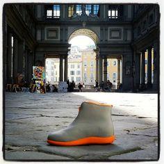 ZIP @ Galleria degli Uffizi, Florence