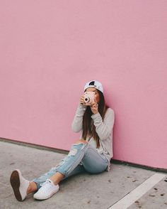 fashion, girl, grunge, hair, hipster