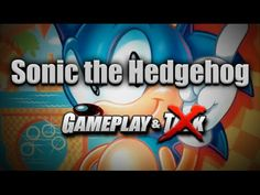 Sonic the Hedgehog gameplay for the Sega Genesis/Mega Drive