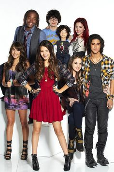 The show victorious