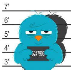 Zwitscher-Alarm: Sechs Indizien für einen Twitter-Spammer. http://karrierebibel.de/zwitscher-alarm-sechs-indizen-fur-einen-twitter-spammer/
