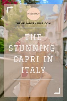 The MissAdventure inspires women to explore the globe together! European Travel Tips, Europe Holidays, Capri Italy, Places In Italy, Destin Beach, Top Destinations, Boat Tours, Future Travel, Beautiful Places To Visit