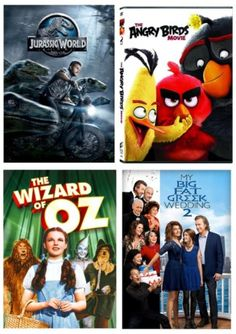 Target Black Friday Deals: DVDs Starting As Low As $4.00