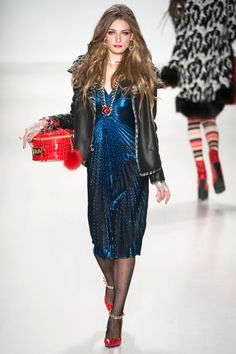 FALL 2014 RTW BETSEY JOHNSON COLLECTION