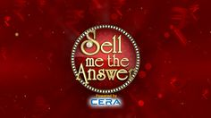 A seat-gripping game show, powered by #CERA, with a golden chance to win.  Arriving soon! #GameShow #ReflectsMyStyle #SellMeTheAnswer #RealityShow #IndianTelevision #Entertainment #MaaTV