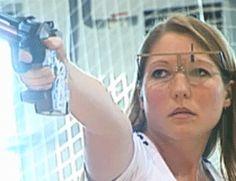 JO : une première médaille pour la France avec Céline Goberville !