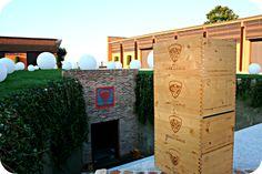 #PicoMaccario #wineboxes #barricaia