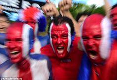 Brasil 2014: Costa Rica v/s Greece Photos | Football Wallpapers