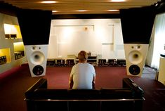 II/ Fotos de sistemas de audio de todo tipo / Pictures of Audio Settings / Аудио-системы в фотографиях - Página 4 Audiophile Speakers, Hifi Audio, Stereo Speakers, Wireless Speakers, Horn Speakers, High End Speakers, High End Audio, Acoustic Room Treatment, Sound Room